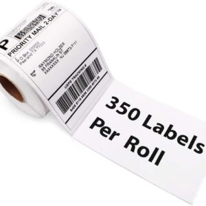 thermal printer label